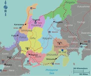 Japan_Chubu_Map M