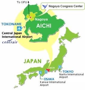 Visiting Kanayama Megaliths In HidaKanayama IwayaIwakage Of - Japan map aichi