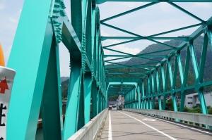 DSC04040 bridge over Hida-gawa