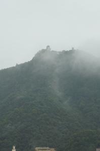 DSC04534 Gifu-jo on hill