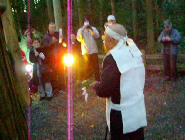 Asadori ritual
