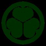 220px-徳川家紋・三つ葉葵-tokugawa-emblem-mitsuba-aoi